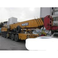 China used kato 50ton NK500 truck crane/50ton mobile crane made in japan on sale