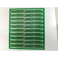 """Buy cheap 8 Layers HDI PCB Prototype Printed Circuit Board ENIG 2u"""" Surface Treatment from wholesalers"""