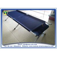 Fashionable Anodizing Extruded Aluminium Profiles For Foldable Beach Chair Manufactures