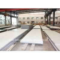 Corrosion Resistance Hot Rolled Stainless Steel Sheet 304 Grade 3MM - 120MM Manufactures