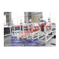 China ASA + PVC Glazed Tile,synthetic resin tile  Machine on sale