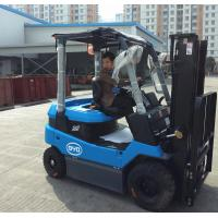 China Long Life 2500Kg Battery Powered Forklift Truck For 3150mm Overall Length on sale