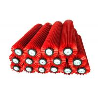China Professional Industrial Cleaning Brushes Nylon Cleaning Brush Roller Food Grade on sale