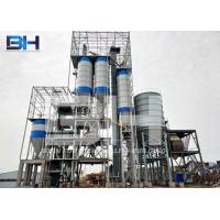 Station Type Dry Mix Plant , Smart Control Dry Mortar Production Line Manufactures