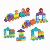 Developmental Toys/Building Block Set, Various Combinations and Styles are Available  Manufactures