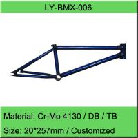 Chromoly BMX Bike Frame / Freestyle Bicycle Frame Manufacturer Manufactures