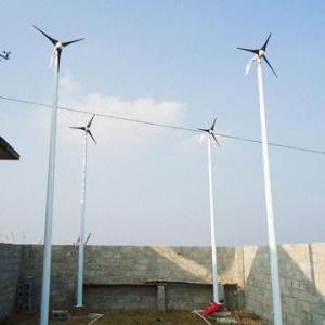Wind Solar Hybrid Power System, Wind Turbine 3KW, Solar Panel 0.9KW, Hybrid Power System Manufactures