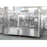 Customized Electric 8000BPH Beverage Carbonated Drink Filling Machine 220V for Soft Drinks Filler Machine Manufactures
