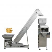 Semi - Automatic Beans Granule Filling Machine 250W Electronic Measurement Manufactures