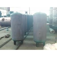 8mm compressed air tank for storage ethanol , CNG , Glp  / air compressor holding tank Manufactures