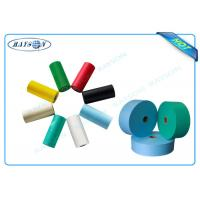 Ruixin Supplier Advanced Equipment SMS And SS  Non Woven Polypropylene Fabric Manufactures