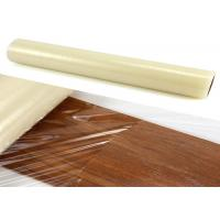 Clear Adhesive Carpet Protection Film Surface Protector Film Blow Molding Manufactures