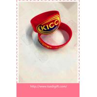 KICC silicone wristband bracelet Manufactures