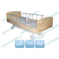 Portable Hill rom Electric Hospital Bed , Three Functions electrical adjustable beds Manufactures