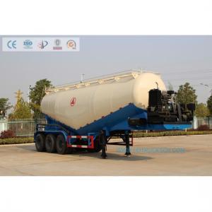 V-type bulk cement trailer manufacturer Manufactures