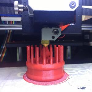 Quality Creatbot F160 Single Extruder 3d Printer , 350W Metal Frame 3d Printer for sale