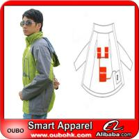 Fashion Jackets Men With Battery Heating System Electric Heating Clothing Warm OUBOHK Manufactures
