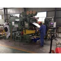 High Speed Transformer Manufacturing Machinery , Double Layer Transformer Foil Winding Machine Manufactures