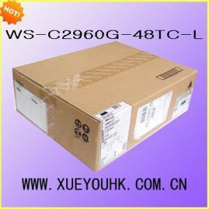 China original cisco catalyst 2960 series switch WS-C2960G-48TC-L on sale