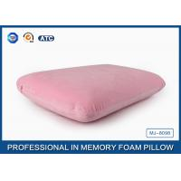 Rectangle Bread Shape Sleep Memory Foam Pillow For Baby / Kid And Children Manufactures