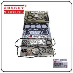Buy cheap Engine Overhaul Gasket Set Isuzu Truck Parts 5-87817645-1 5-87816563-0 from wholesalers