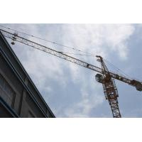 Quality Self Erecting Potain Tower Crane 12 Tons , 1.6x1.6x3m Mast Section for sale