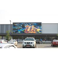 Buy cheap DIP P10 Billboard Advertising Led Display Screen High Definition CE / Rohs from wholesalers