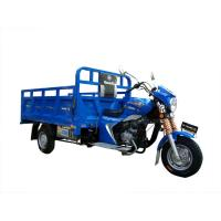 China Water Cooling 200CC 3 wheeler Cargo Tricycle with Shaft Driver for Water Delivery on sale