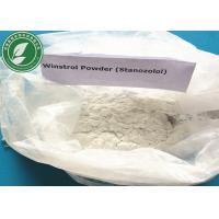 99% Steroid Powder Stanozolol Winstrol For Fat Loss CAS 10148-03-8 Manufactures