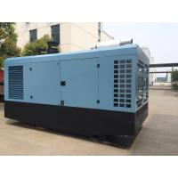 Quality Professional Industrial Portable Air Compressor With Cummins Diesel Engine for sale