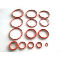 AS568 standard rubber silicone colored high pressure and heat resistant o ring Manufactures