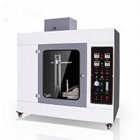 UL94 Horizontal And Vertical Testing Machine For Plastics Determination Of Burning Manufactures