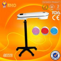 home use newest 3 color led pdt photon facial therapy skin beauty lamp Manufactures