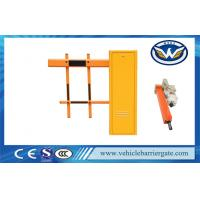 IP44 Parking Lot Arm Barrier Gate Boom / Car Park Security Barriers Manufactures