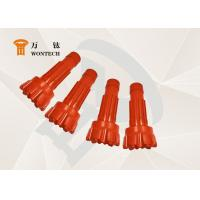 Low Carbon Steel Ore Mining Drilling Tools , Rock Quarry Tools ISO9001 Certificated Manufactures