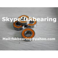 Metric Smr137 2RS Stainless Steel Ceramic Bearing Balls Double Seal Manufactures
