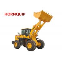 Model 652G 5 Ton Front End Bucket Loader , Small Bucket Loader Bucket Capacity 2.7m³ Manufactures