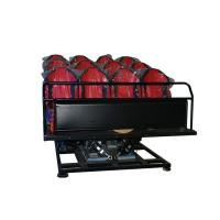 China Customized Shopping Mall VR Cinema , Mobile 6 Seat 5D Theater Equipment on sale