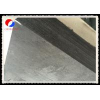 Black Rigid Graphite Board 20MM Thickness Rayon Based For Vacuum Furnace