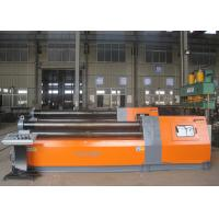 Hydraulic Steel Plate Rolling Machine , Metal Rolling Equipment With CNC Control Manufactures