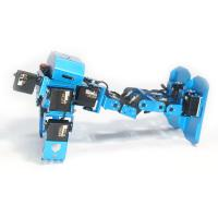 Quality Feetech 17DOF Degree Of Freedom 17 DOF Biped Robot for education for sale