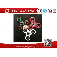 Long Spinning Time Hand Fidget Spinner With Si3N4 Hybrid Ceramic Bearing Manufactures