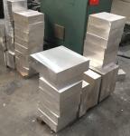 AZ91 AZ80 Mg Plate Hot Rolled Energy Saving Fast Machining CNC Engraving