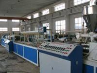 PVC Window-sill Board Extrusion Line Manufactures