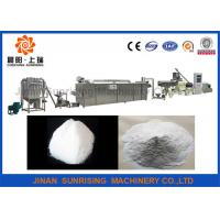 Corn Modified Starch Processing Machine Stainless Steel CE SGS BV Certificated Manufactures