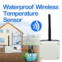 Waterproof Wireless Temperature Sensor Manufactures