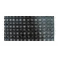 China SMD2121 P4 full color led module 64x32 dots led panel 1/16 scan on sale