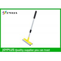 PP Sponge Iron Material Window Cleaning Squeegee With Telescopic Handle Manufactures