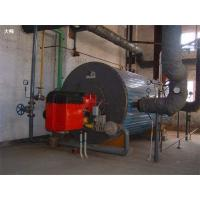 Energy Efficient Diesel Heating Hot Air Furnace For Chemical / Food Industry Manufactures