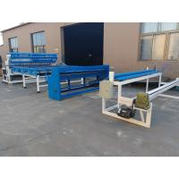 Welding Firmed Automatic Welded Mesh Panel Welding Machine For Making Mesh Panel Manufactures